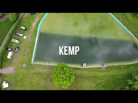 Kemp a koupaliště  Mokrej žalud