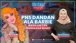 Yuni Jasmine, PNS Lampung Berdandan ala Barbie, Lakukan Tradisi Khusus untuk Jaga Raga Sehat