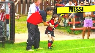 MESSI INSANE STATS for Newell's Old Boys
