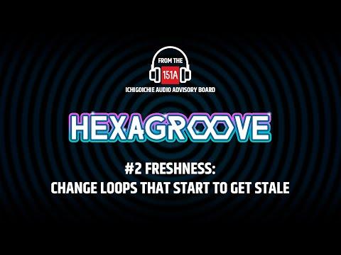 Hexagroove Six Rules of Dance Music: Freshness thumbnail