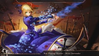 Nightcore - Never Surrender