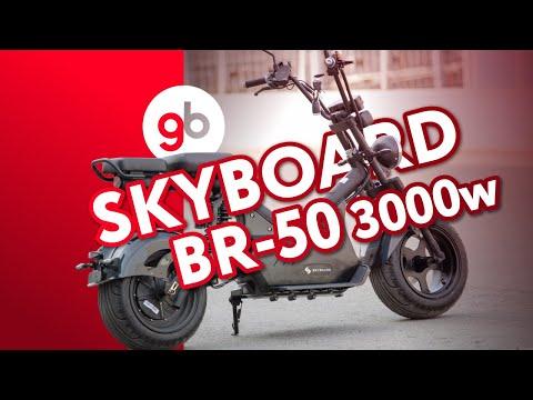 Электроскутер Skyboard BR50 3000W PRO (Красный)