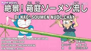 Doraemon Vietsub Tập 530 đi Nào Soumen Nước Chảy.chia đôi Chia đôi Lại Chia đôi
