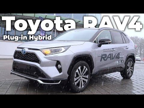 Toyota RAV4 Plug-in Hybrid 2021