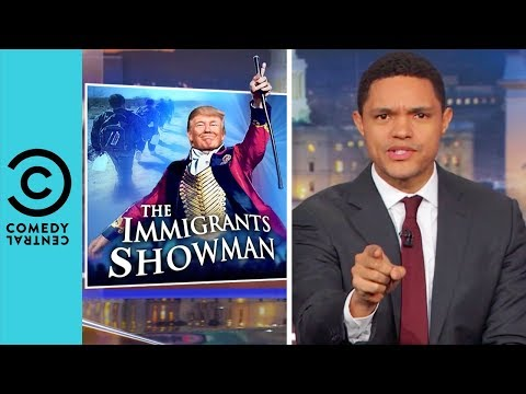 Trump's Disastrous Deal Making | The Daily Show