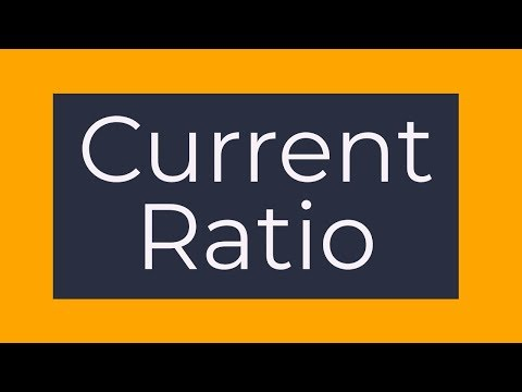 Current Ratio-Ratio Analysis,Class 12/HSC,Book-Keeping and Accountancy