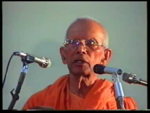 SWAMI RANGANATHANANDAJI MAHARAJ - ADVENT OF SRI RAMAKRISHNA AND VIVEKANANDA