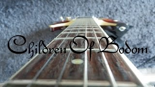 Children Of Bodom - Roundtrip To Hell And Back Guitar Cover