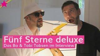 """Fünf Sterne deluxe """"Flash"""" - Das Bo & Tobi Tobsen im Interview"""