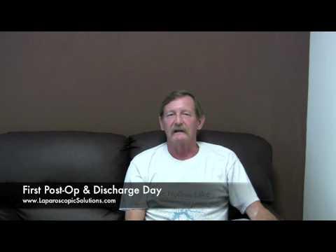 Laparoscopic Solutions | Inguinal Hernia Surgery Testimonial 2
