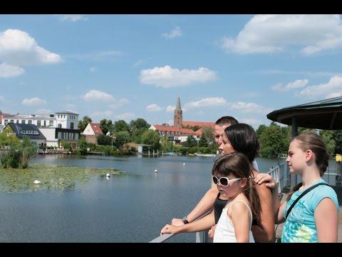 Brandenburg an der Havel: Immer am Wasser entlang
