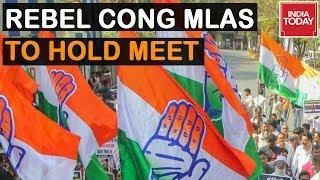 10 Congress Rebel MLAs To Hold Emergency Meeting, Independent MLA Nagesh Set To Resign