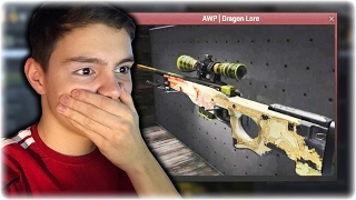Как я выбил AWP|DRAGON LORE НА СТРИМЕ.