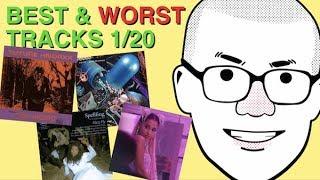 Weekly Track Roundup: 120 (Ariana Grande, James Blake, Future, Logic)
