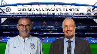 Chelsea v Newcastle United | Are we in for a difficult afternoon?