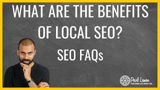 What Are The Benefits Of Local SEO?