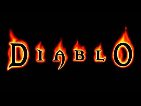 Diablo 1 Прохождение Часть 1. Начало Игры.
