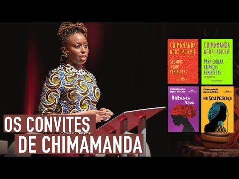 OS CONVITES DE CHIMAMANDA NGOZI ADICHIE ? Jeniffer Geraldine
