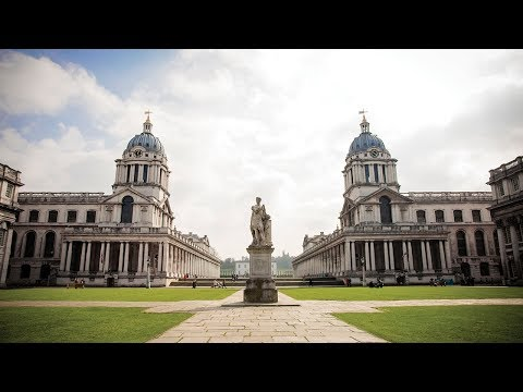 Study at the University of Greenwich