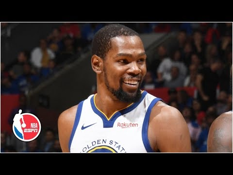 12f8a8c7501 Kevin Durant s playoff career-high 50 fuels Warriors to advance past the  Clippers