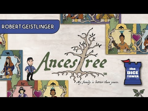 Ancestree Review - with Robert Geistlinger