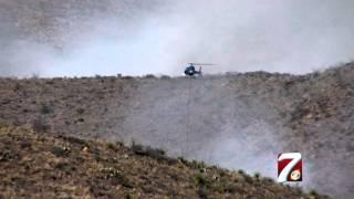 Big Bend National Park Wildfires 2016