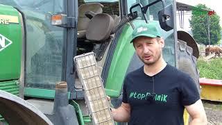 Czyszczenie Kabiny I Szyb W Ciągniku. Poradnik Top Agrar Polska