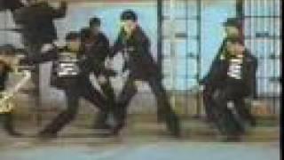 Jailhouse Rock - Elvis Presley  (Video)