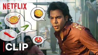Rajkummar Rao Dancing Menu Scene | Ludo | Netflix India