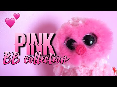 My Pink Beanie Boo Collection! | BeanieBoos101 UK