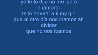 J Balvin - Letra - Yo Te Lo Dije
