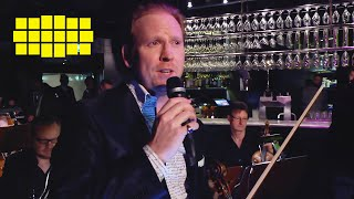 Daniel Hope & Ludovico Einaudi - Spheres - Yellow Lounge Stockholm (Full Performance)