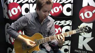 How To Play Guitar - Riffs 101 Lesson #35: Blues & Rock Riffs