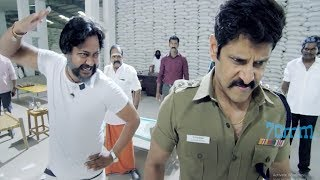 Chiyaan Vikram And Bobby Simha Recent Ultimate Movie Scene   70MM Movies