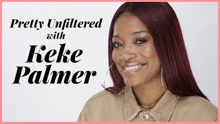 Keke Palmer on Her Anxiety, the #NoMakeup Movement, and . . . Cole Sprouse!