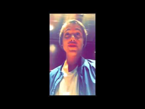 Matt Espinosa Snapchat Story 1-10 August 2015
