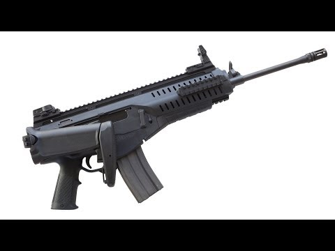 How to: Beretta ARX100 field strip, barrel removal, accuracy and reliability