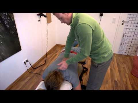 Chiropraktik-Seminar BWS Techniken
