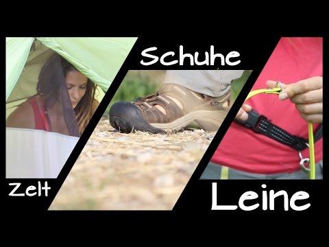 3 Trekking-Favouriten, die mich freier machen ♥ | Zelt, Schuhe, Hundeleine