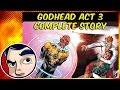 Godhead Act 3 - Green Lantern