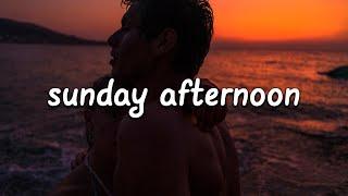 East Love - Sunday Afternoon (Lyrics) - YouTube