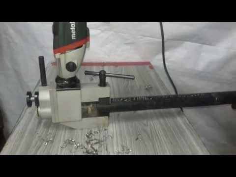 Narro Width Pipe Beveling Machine