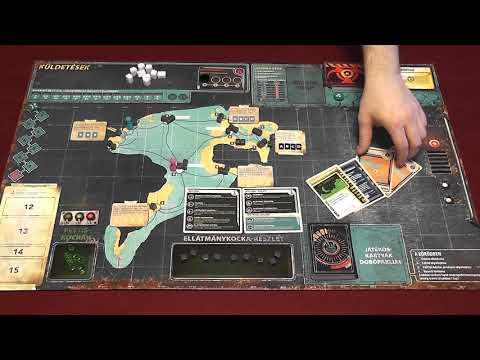 Pandemic Legacy 2. évad