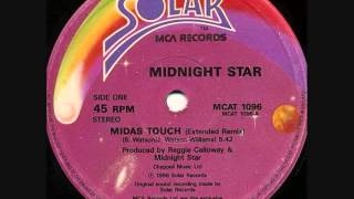 "Midnight Star   Midas Touch (Dj ""S"" Bootleg Extended Dance Re Mix)"