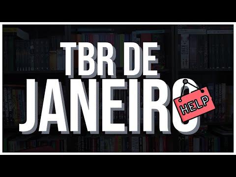 TBR DE JANEIRO - PROJETO PESSOAL E #MLV2021