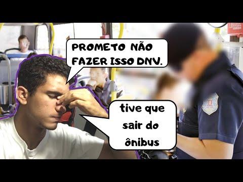 PASSEI VERGONHA NO BUZÃO