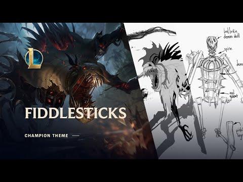 Fiddlesticks, The Ancient Fear | Champion Theme - League of Legends