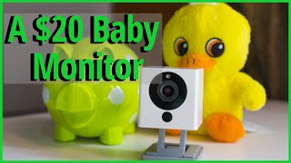 Best Cheap Baby Monitor- WyzeCam Review