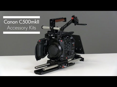 Canon C500mkii Accessory kit