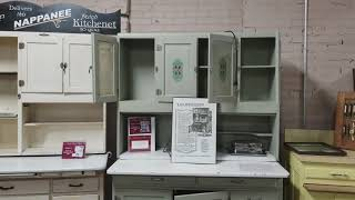 Hoosier Cabinet Museum, Nappanee, Indiana